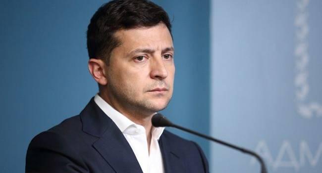 Политолог назвал главную ошибку Зеленского в отношении «мирного урегулирования» конфликта на Донбассе