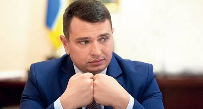 Сытник в очередной раз признан судом коррупционером, от Зеленского требуют увольнения скандального «антикоррупционера»
