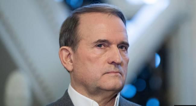 Медведчук обещает разобраться с теми работниками СБУ, которые проводили обыски у нардепов «ОПЗЖ»
