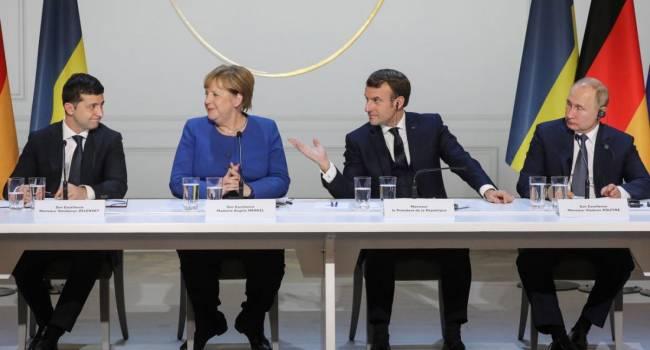 Зеленский и Путин снова смогут встретиться только в апреле