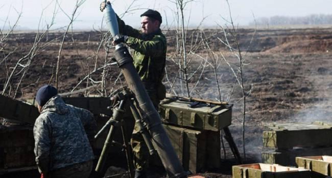 Журналист: весной нам следует ожидать серьезного обострения на Донбассе