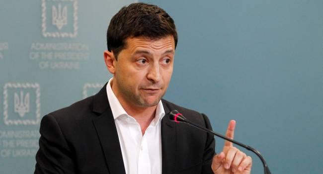 Политолог: 19 декабря станет маркером для президента Зеленского