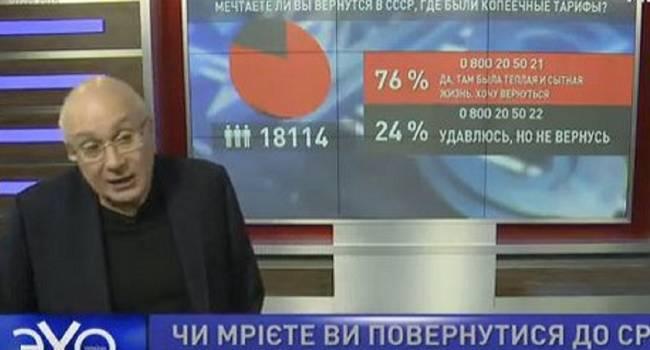 Нардеп: в Украине часть общества живет в своем внутреннем Советском Союзе