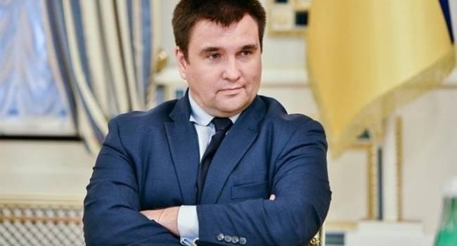 Климкин: я скажу откровенно – Путин никогда не отдаст границу Украине