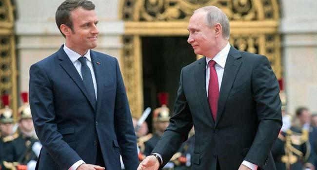 Эксперт: теперь очевидно, как прав был Макрон начав заранее сближение с Россией