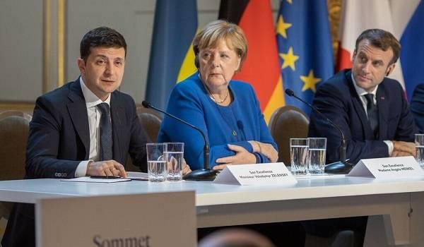 «Как такое возможно?»: Зеленский не на шутку озадачил лидеров Европы в Париже
