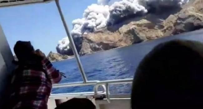 Вулкан в Новой Зеландии: Количество погибших увеличилось