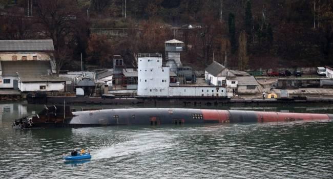 «Все оцеплено. Полный кипишь»: Стали известны подробности с Севастополя, где затонула подлодка ЧФ РФ