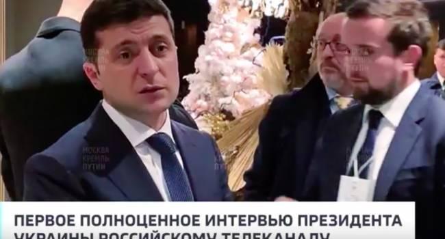 Политолог: российские пропагандисты так старались разоблачить и унизить Зеленского, что сами очевидно опозорились