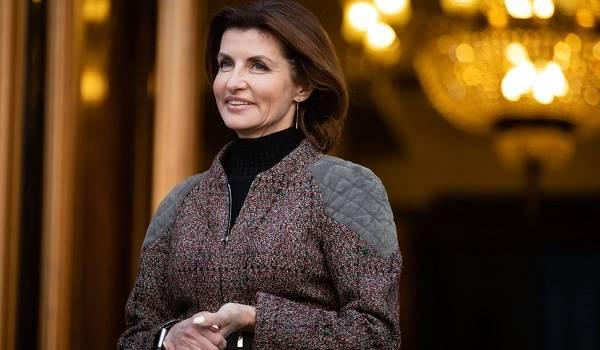 Марина Порошенко написала заявление об увольнении из Украинского культурного фонда из-за давления Офиса президента