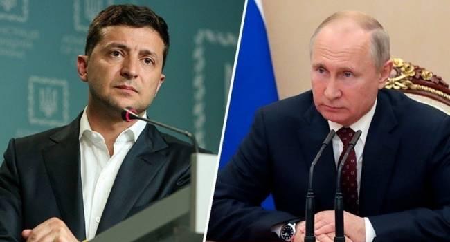 Блогер: не прошло и недели после «Нормандии», как Москва высказывает свои пожелания Зеленскому