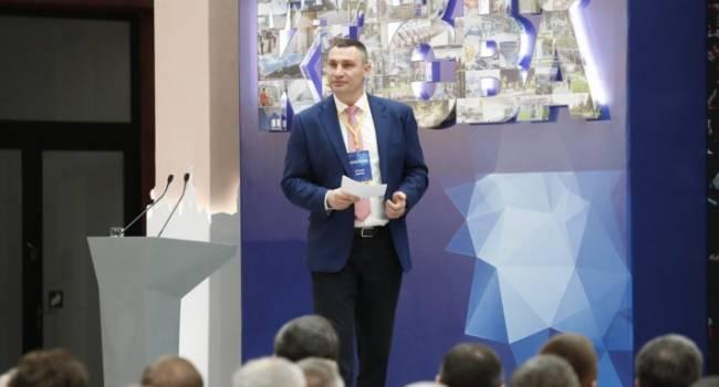 Жодного багатоповерхового будівництва в історичній частині Києва: Кличко представив Генплан столиці