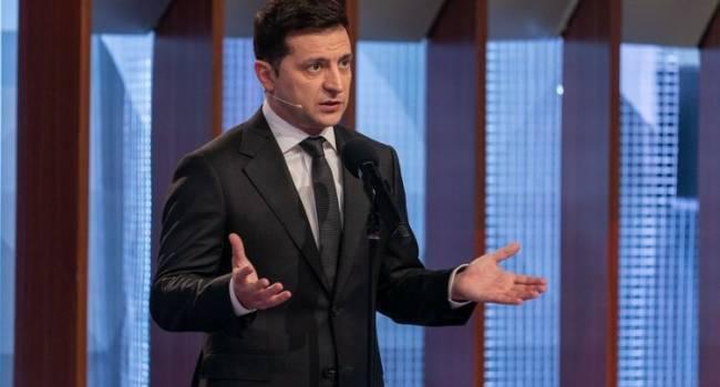 Зеленский нашел выход, как, имея 226 голосов, проголосовать особый статус для ОРДЛО