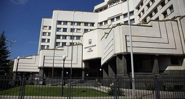 «Не соответствует действительности»: КСУ заявил, что назначения президента глав НАБУ и ГБР являются незаконными