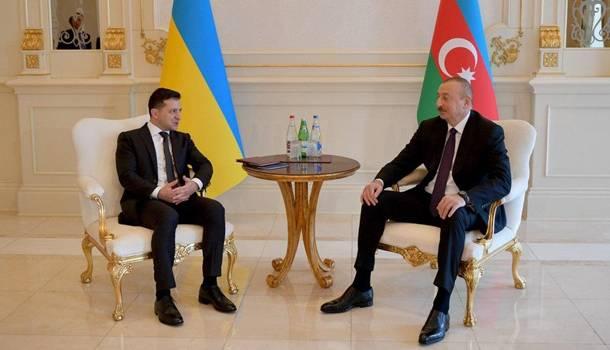 Зеленский рассказал, о чем ему удалось договориться с Алиевым