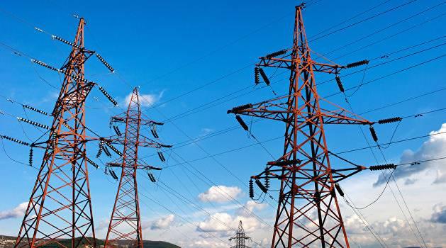 За сутки импорт российского электричества вырос в 2,5 раза – нардеп