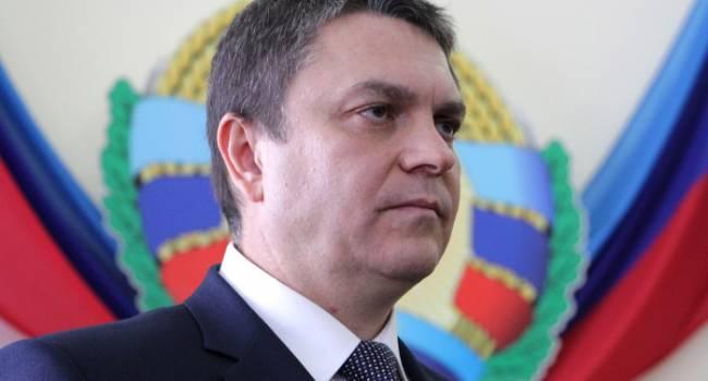 Главарь «ЛНР» сравнил команду Зеленского с мошенниками времен 90-х годов