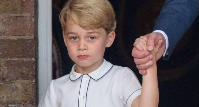 Принц Уильям рассказал, какой подарок его сын Джордж мечтает получить на Рождество