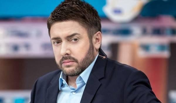 Российский телеведущий получил гражданство Украины