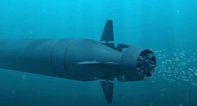 «Судный день близко?»: Ядерная торпеда «Посейдон» замечена в водах у берегов США