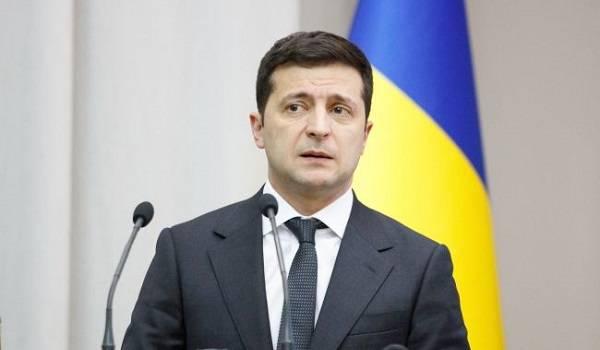Соцопрос показал рост доверия украинцев к Зеленскому
