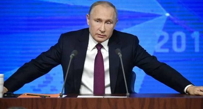 Дипломат: скорый мир отменяется – Путин на пресс-конференции подтвердил, что не отдаст Донбасс Украине