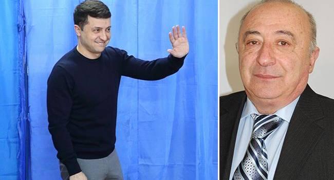 Политолог: после интервью отца Зеленского становится жаль несколько потерянных лет жизни нашей Украины