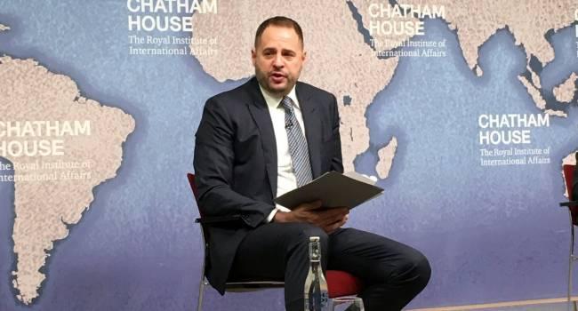 Украина знает, как нужно менять Минские соглашения – Ермак