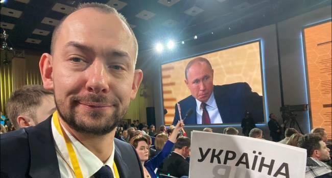«Поднял на смех»: Цимбалюк сказал Путину представить, что Россию заняли украинские танки Т-64