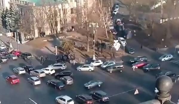 Центр Киева вздрогнул от мощного взрыва: что случилось