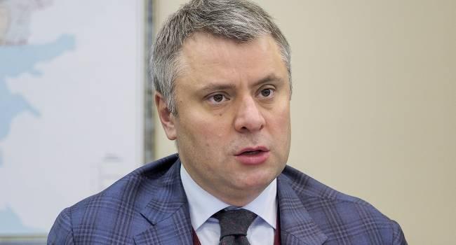 «Нужно согласовывать на политическом уровне»: Витренко подтвердил наличие прогресса в решении газового вопроса