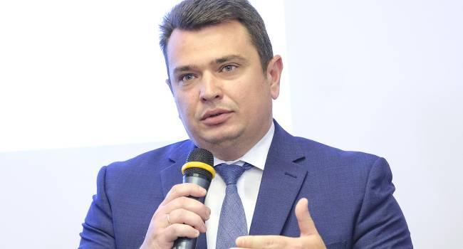 Артем Сытник внесен в реестр коррупционеров