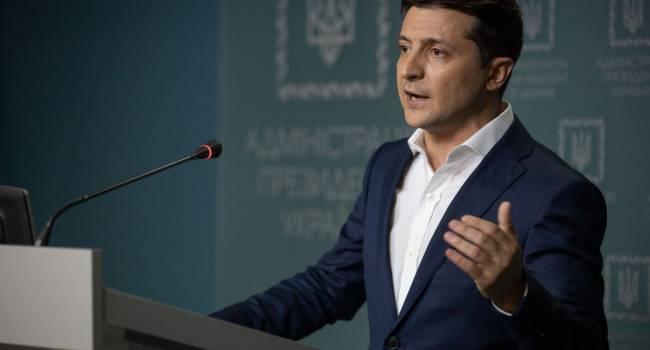 Президент Зеленский назвал «негідниками» «слуг народа», пригрозив новыми правилами игры