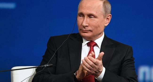 Политолог: уже прошло больше, чем 24 часа после заявлений Путина – от президента Украины – ни слова