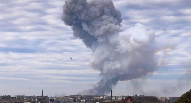 «В Донецьку знову пекло»: Мешканці повідомили про запеклі бої в місті