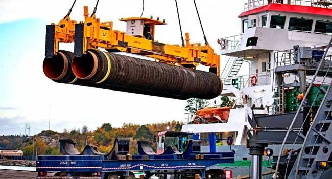 «Правительство сожалеет»: в Германии прокомментировали санкции США против российских газопроводов