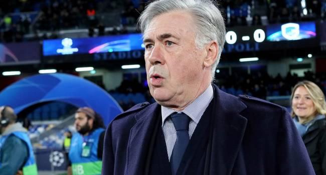 Анчелотти перебрался в Английскую премьер-лигу: Известный итальянский тренер подписал контракт с «Эвертоном»