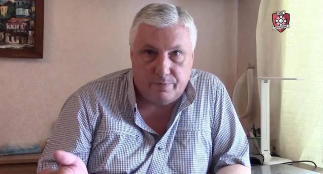 Манекин – Зеленскому: «Мы с вами враги! Но отпустите больных стариков, иначе я буду вас презирать»