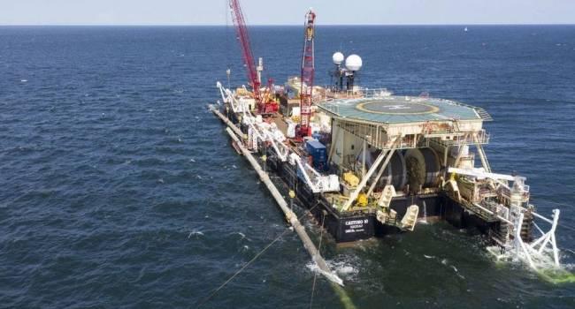 «Это полный крах проекта»: Всплыла очередная сложность в строительстве «Северного потока -2»