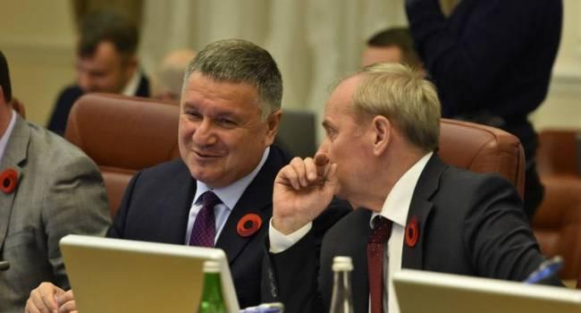 Фесенко: аппетиты Авакова на премьерство не беспочвенны