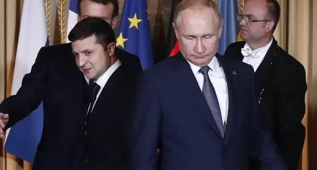 Зеркаль: Путин не «проглотил» Зеленского не потому, что он сыт, а потому что у него есть план, как это сделать потом