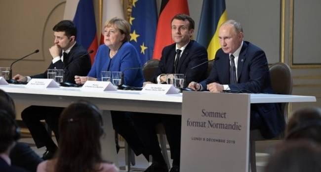 Виталий Бала: Путин достиг всего, чего хотел, поэтому и приезжал в Париж 9 декабря