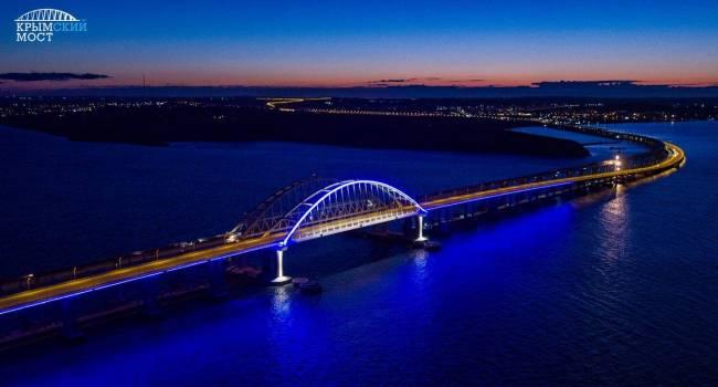 23 декабря по Крымскому мосту проедет первый поезд с 600 пассажирами