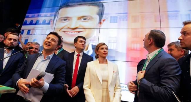 Политолог: «турборейтинги» начинают сдуваться с «турбоскоростью» – «Слуга народа» провалила выборы в ОТГ