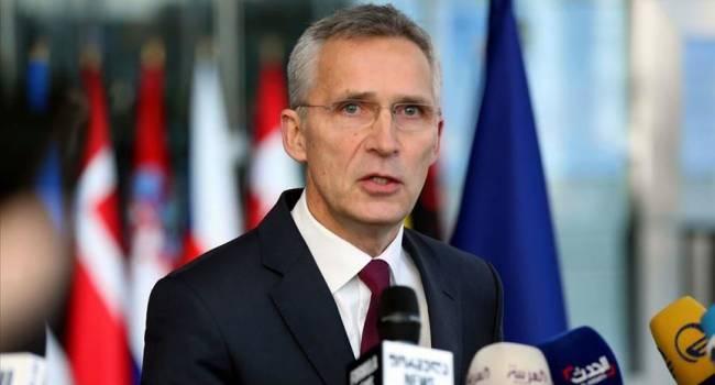 «Буду встречаться лично»: Столтенберг анонсировал переговоры с Путиным