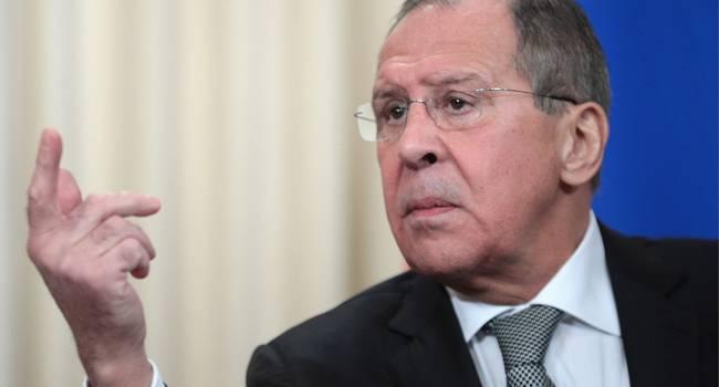 «Он просто вынужден нести эту гебешную туфту»: Лавров заявил, что Крым признали российским «серьезные люди» на Западе