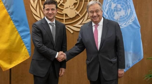 В ООН прокомментировали открытие Путиным жд сообщения через Керченский мост