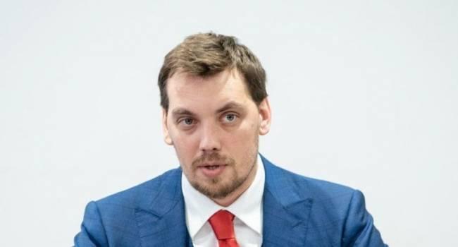 Гончарук признался, что не он будет решать, оставлять Авакова в Кабмине или нет