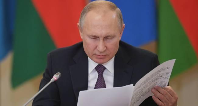 «Возглавляет преступный синдикат»: Российский юрист попросил МВД РФ завести дело в отношении Путина по новой статье УК о преступных авторитетах