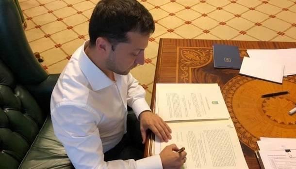Зеленский подписал указ о запрете импорта российского электричества